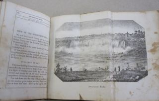 Burke's Descriptive Guide; or, the Visitors' Companion to Niagara Falls its Strange and Wonderful Localities.