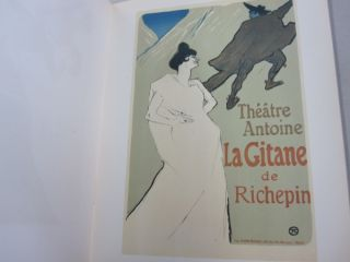 The Posters of Toulouse-Lautrec.