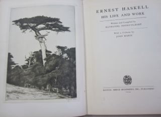 Ernest Haskell His Life and Work.