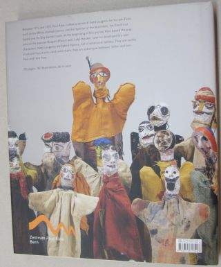 Paul Klee Hand Puppets.