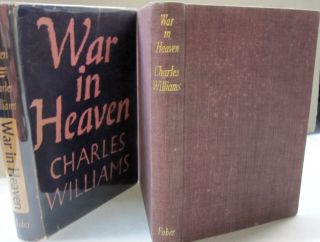 War in Heaven. Charles Williams