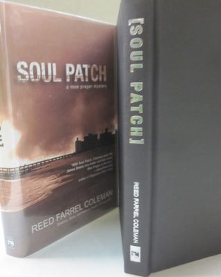 Soul patch a Moe Prager mystery. Reed Farrel Coleman