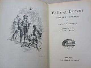 Falling Leaves; Tales from a Gun Room