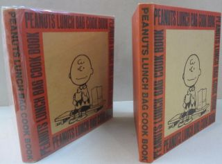 Peanuts Lunch Bag Cook Book. June Dutton, Charles Schulz
