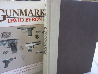 Gunmarks; Tradenames, Codemarks, and Proofs from 1870 to the Present. ron
