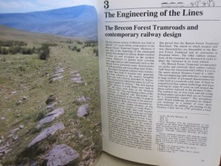 The Brecon Forest Tramroads.