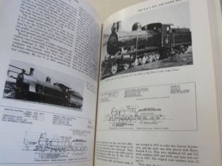 Steam Locomotives of the South African Railroads Volume 1: 1859-1910.