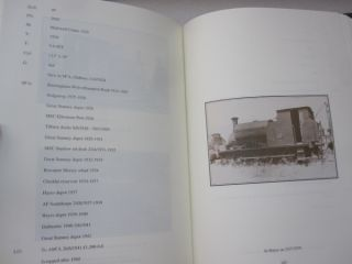 The Story of McAlpine Steam Locomotives 1869-1965 With Lists of Contracts.