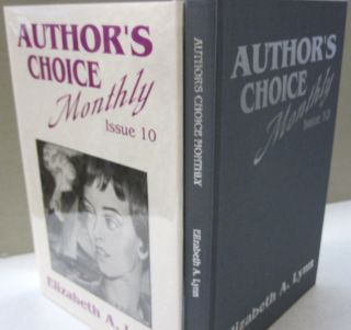 Author's Choice Monthly Issue 10 Tales From A Vanished Country. Elizabeth A. Lynn