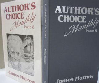 Author's Choice Monthly Issue 8 Swatting at the Cosmos. James Morrow