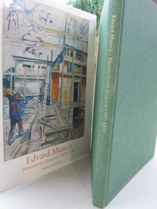 Edvard Munch: Monumental projects, 1909-1930. eds Per Bj. Boym, Gerd Woll
