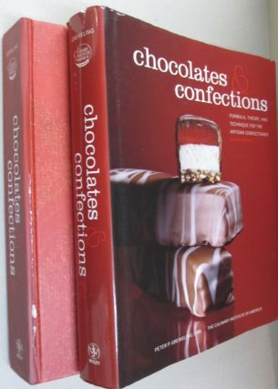 Chocolates & Confections; Formula, Theory and Technique for the Artisan Confectioner. CMB Peter...