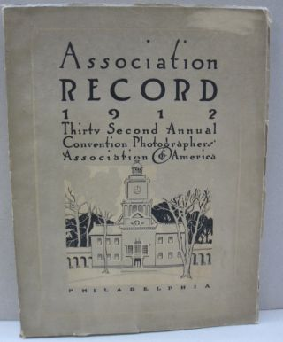 The Association Record 32nd Annual Convention 1912; July 22, 23,24, 25,26, 27, 1912. Juan C. Abel