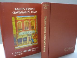 Tales from Gavagan's Bar (Expanded Edition). L. Sprague de Camp, Fletcher Pratt