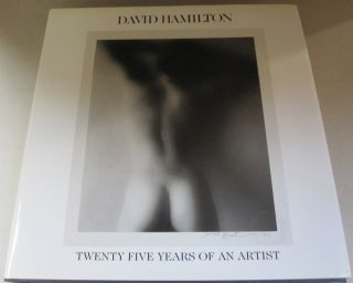 David Hamilton Twenty Five Years of an Artist. David Hamilton