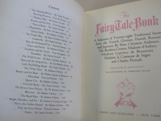 The Fairy Tale Book; A Selection of Twenty-eight Traditional Stories from the French, German, Danish, Russian and Japanese