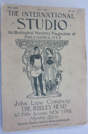 The Internatioal Studio An Illustrated Monthly Magazine of Fine & Applied Art; Vol. XXVI, No. 101