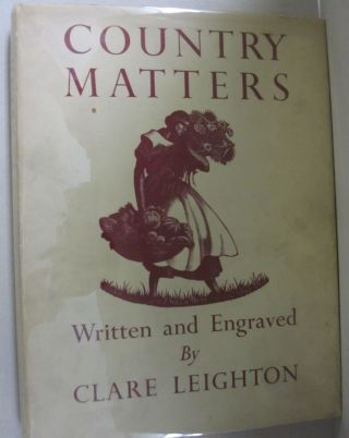 Country Matters. Clare Leighton