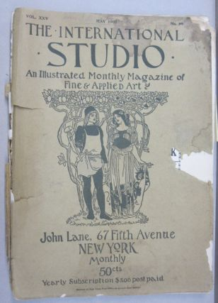 International Studio An Illustrated Monthly Magazine of Fine & Applied Art; Vol. XXX, No. 99