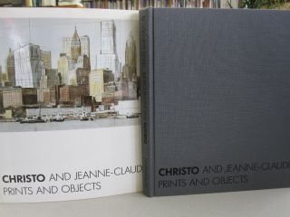 Christo und Jeanne- Claude. Prints and Objects 1963-95; A Catalogue Raisonne'. Christo