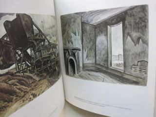 Heat Waves in a Swamp: The Paintings of Charles Burchfield.