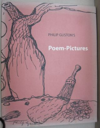 Philip Guston's Poem Pictures. Debra Bricker Balken