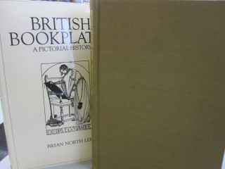 British Bookplates A Pictorial History. Brian North Lee