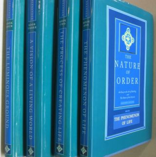 The Nature of Order: An Essay on the Art of Building and the Nature of the Universe 4 Volume Set....