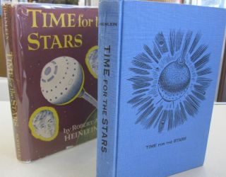 Time for the Stars. Robert A. Heinlein