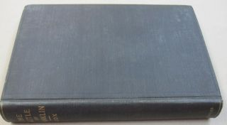 The Battle of Franklin Tennessee November 30, 1864 A Monograph. Jacob D. Cox