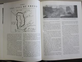 Combat History of the Second Infantry Division in World War II.