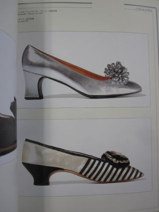 Fancy Feet; A Historic collection of Ladies' Footwear