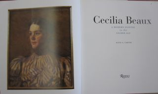 Cecilia Beaux: A Modern Painter in the Gilded Age.