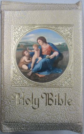 The Family Rosary Commemorative Edition of the Catholic Bible Issued in remembrance of The Marian...
