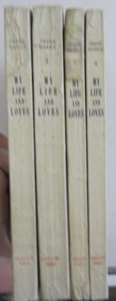 My Life and Loves 4 volume set.