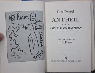 Antheil and the Treatise on Harmony.