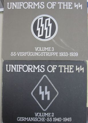 Uniforms of the SS 7 Volume set.