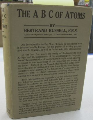 The ABC of Atoms. Bertrand Russell