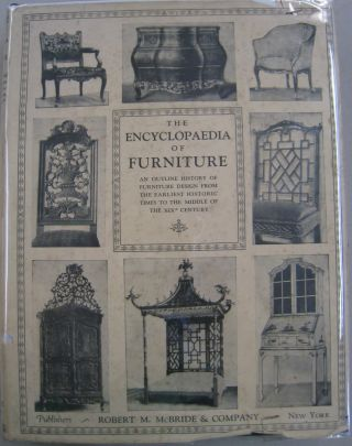 The Encyclopaedia of Furniture. Herman Schmitz