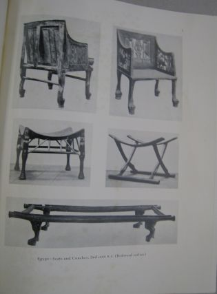 The Encyclopaedia of Furniture.