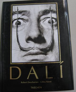 Dali The Paintings. Gilles Neret