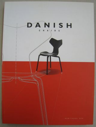 Danish Chairs. Noritsugu Oda