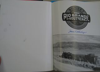 Sunset on the Rio Grande Southern Volume 1 and Volume 2 set.