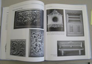 Ornamental Woodcarving in the Norwegian Tradition.