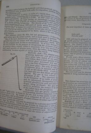 A Manual of Elementary Chemistry, Theoretical and Practical.