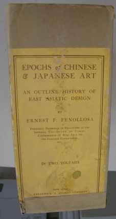 Epochs of Chinese & Japanese Art in two volumes.