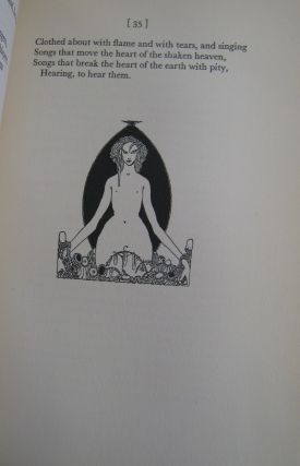 Selected Poems of Algernon Charles Swinburne With Illustrations and Decorations by Harry Clarke.