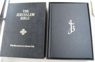 The Jerusalem Bible. Bible