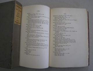 A Bibliography of Ralph Waldo Emerson.