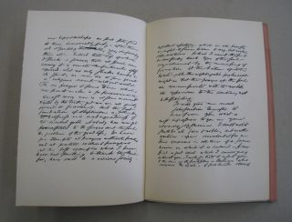 A Letter of Emerson; Being the First publication of the reply of Ralph Waldo Emerson to Solomon Corner of Baltimore in 1842. With Analysis and notes byh Willard Reed